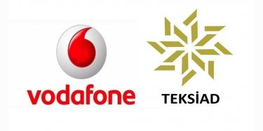 TEKSİAD Üyelerine Vodafone'dan % 50'ye Varan İndirim