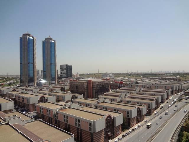 Tekstilkent ve Koza Plaza